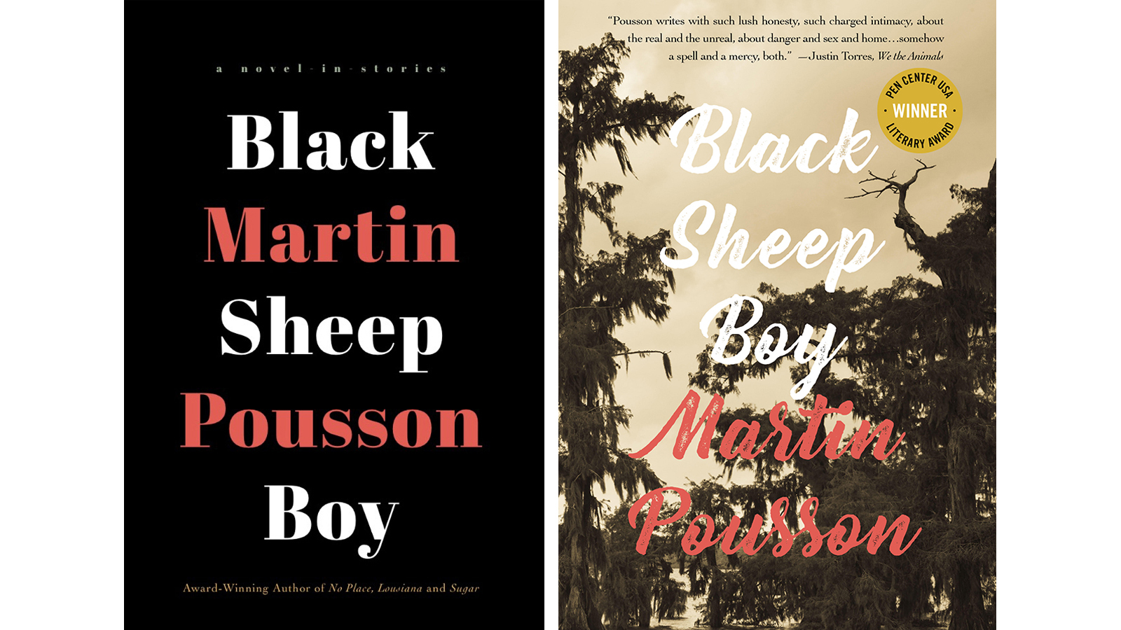 Martin Pousson Black Sheep Boy